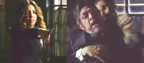 Il Segreto: Alfonso e Emilia commettono un omicidio