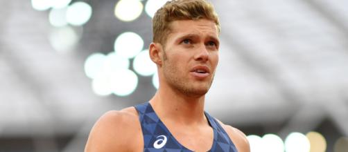 Kévin Mayer abandonne le décathlon après deux épreuves