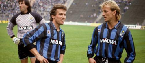 Lothar Matthaeus ed Andy Brehme: il miglior 'doppio colpo' dell'Inter nel rapporto qualità-prezzo