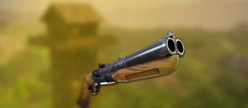 New shotgun coming to the game. [Image via Asmir Pekmic]