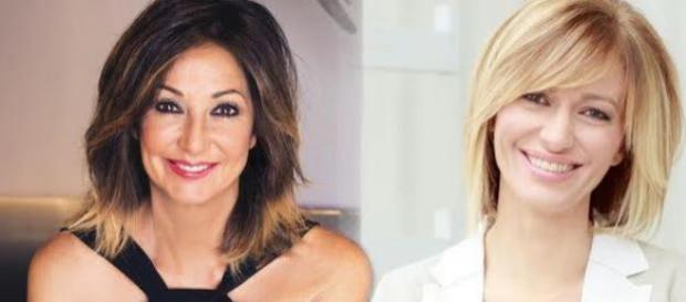 Ana Rosa Quintana y Susanna Griso en imagen