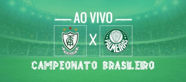 Brasileirão: América-MG x Palmeiras ao vivo