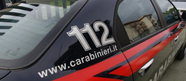 Carabinieri al lavoro per le indagini della scomparsa di Manuela Bailo
