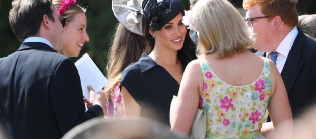 Cómo ha celebrado Meghan Markle su primer cumpleaños como duquesa ... - zeleb.es
