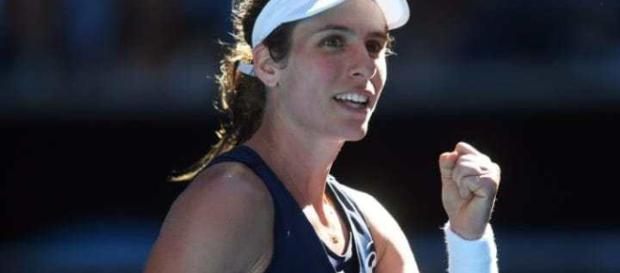 Konta has made a good start to the North American hardcourt season, she now faces Ostapenko in the first round of Canadian Open- wordpress.com