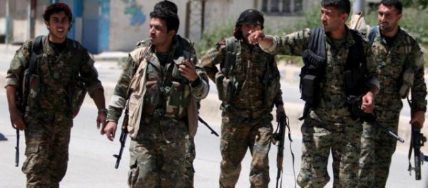 Les YPG sont accusés de perpétuer leur politique de recrutement de jeunes enfants dans le nord de la Syrie