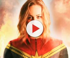 Brie Larson will star in Disney Studios' release 'Captain Marvel' in 2019. - [Screen Rant / YouTube screencap]