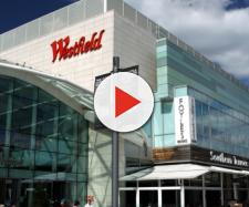 Westfield London shopping area in London Borough.