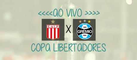 Libertadores: Estudiantes x Grêmio