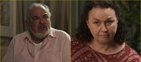 Segundo Sol: Agenor é humilhado por uma mulher e vai parar na sarjeta