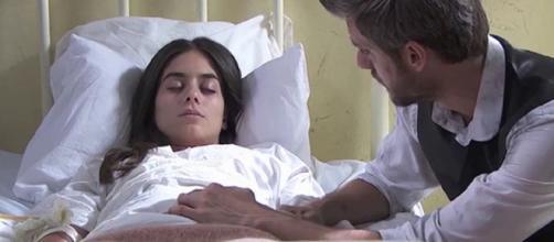 Anticipazioni Una Vita: Teresa gravemente malata a causa di Ursula e Cayetana