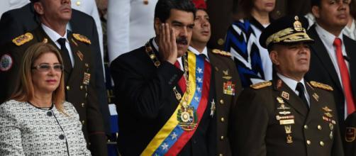 Atentado frustrado contra Nicolás Maduro