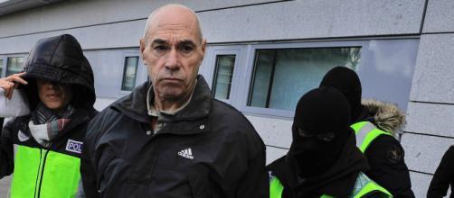 El etarra Santi Potros, responsable de 40 asesinatos, sale de la cárcel