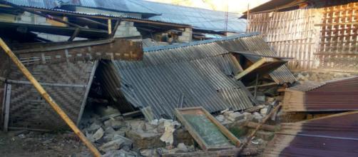 Fuerte terremoto sacude Lombok