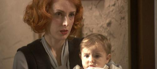 Il Segreto, la verità di Irene e suo figlio