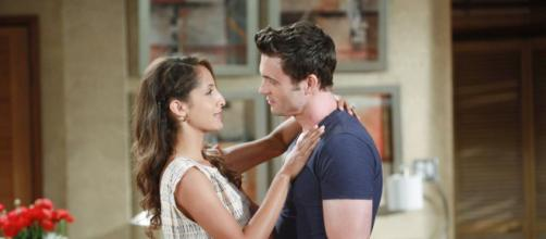 Lily may face 20 years in prison for running red light. (Image Credit: CBS Soaps Images: The Young and the Restless.)