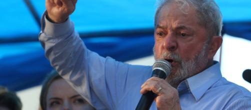 Luiz Inácio Lula da Silva candidato presidencial