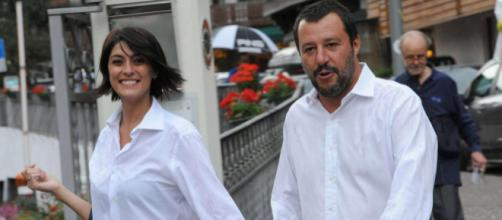 Ma quale crisi tra Matteo Salvini ed Elisa Isoardi, scoppia la passione in Romagna.