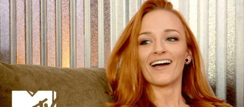 Maci Bookout is seen on Teen Mom OG. [Image Source: MTV - YouTube]