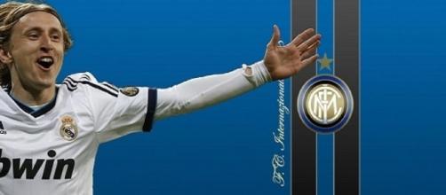 Modric potrebbe accettare l'idea di trasferirsi prima a all'Inter e poi in Cina.