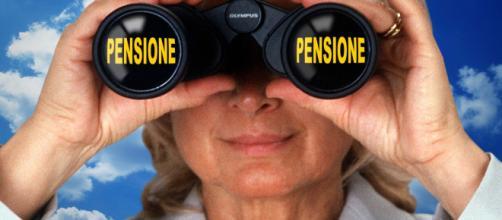Pensioni, ecco come il governo ipotizza di riformare il sistema