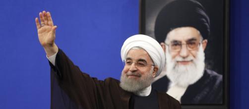 Ruhani presidente de la república iraní
