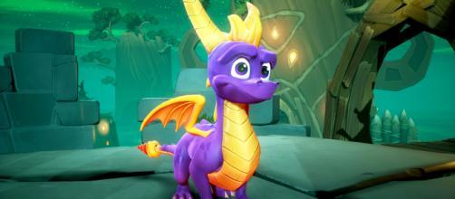 Spyro Reignited Trilogy ha recibido mejoras y no es igual a las ideas iniciales