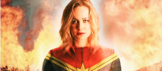Brie Larson will star in Disney Studios' release 'Captain Marvel' in 2019. - [Screen Rant / YouTube screencap]