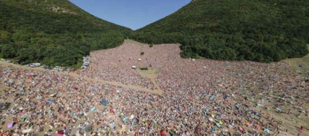 In 70mila ad ascoltare Jovanotti per il concerto pro terremotati