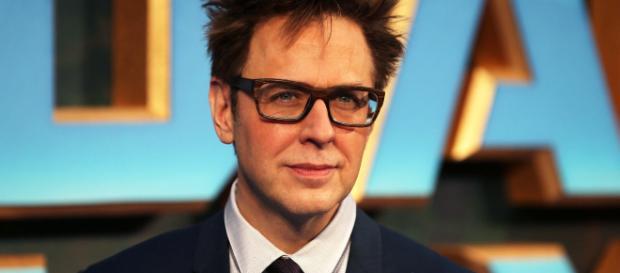 James Gunn director de Guardianes de la Galaxia 2