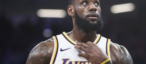 LeBron has been attacked by Trump on Twitter