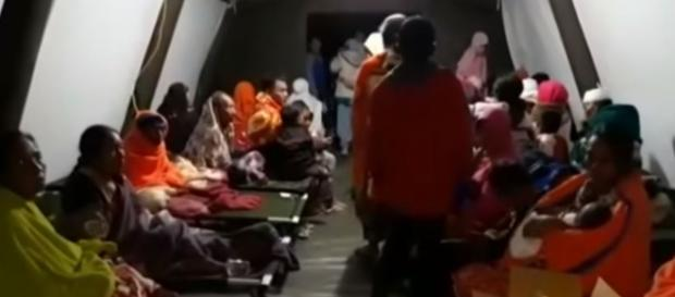Massive earthquake in Indonesia - image credit - ABC News (Australia)   YouTube