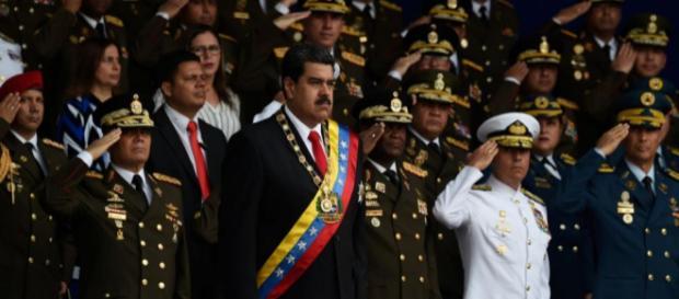 Six personnes viennent d'être arrêter dans le cadre de l'attentat présumé contre Nicolas Maduro