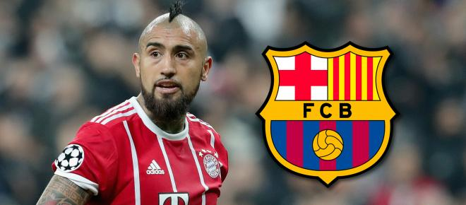 Fußball: Vidal findet, Barcelona sei