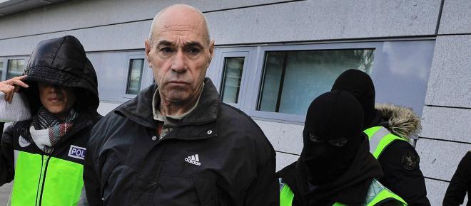 Santi Potros sale de la cárcel tras 31 años por 40 asesinatos