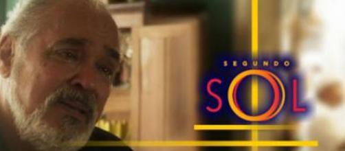 Agenor (Roberto Bonfim) vai passar por transformação na novela Segundo Sol