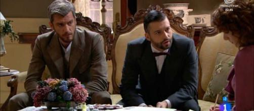 Anticipazioni Una Vita: Mauro chiede aiuto a Felipe per riesumare i cadaveri