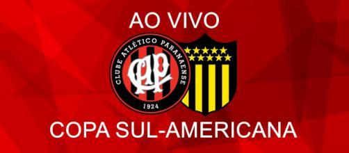 Copa Sul-Americana: Atlético-PR x Peñarol ao vivo