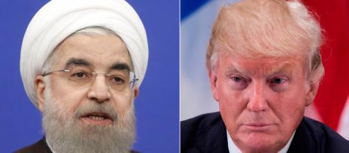 Estados Unido impone sanciones a Irán