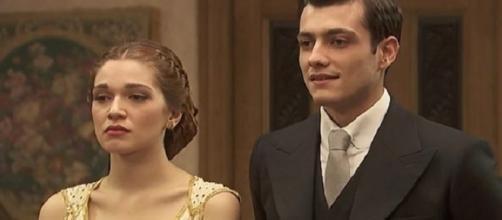 Jiulieta e Prudencio si sposano in tutta fretta