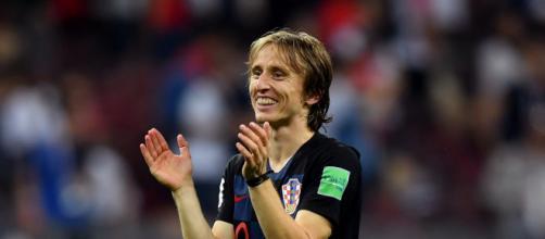 Luka Modric, sontuosa offerta dell'Inter