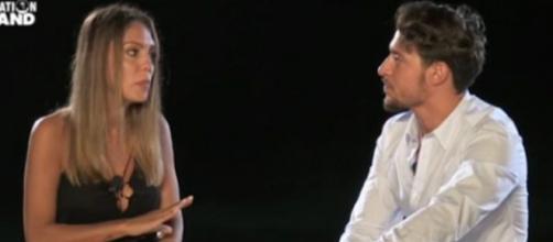 Martina e Gianpaolo dopo Temptation