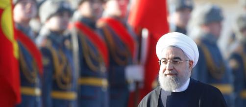 Presidente de Iran Ruhani continua firme