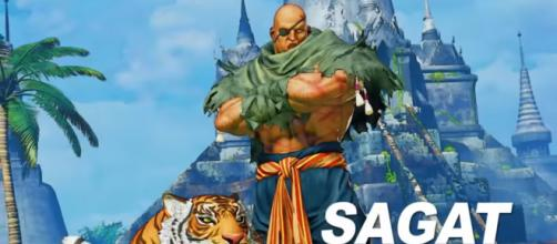 Sagat and G will be added to 'Street Fighter 5: Arcade Edition' this week [Image Credit: Street Fighter/YouTube]