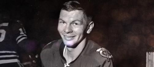 Stan Mikita passed away August 7, 2018. [image - SPORTSNET / YouTube]