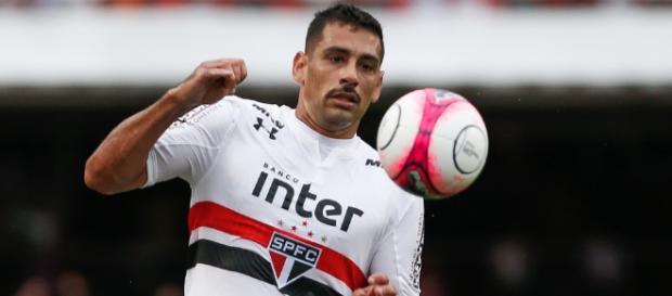 Justiça determina pagamento de R$ 1 milhão ao Flu parte da venda de Diego Souza (Foto: Portal Uol)