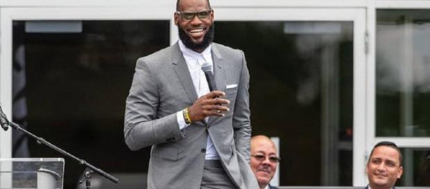 LeBron James [Image Source: teamjamesfamily]