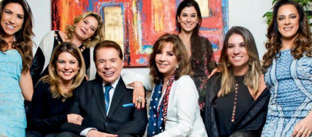 Silvio Santos revela qual a sua filha preferida (Foto - TV Foco)