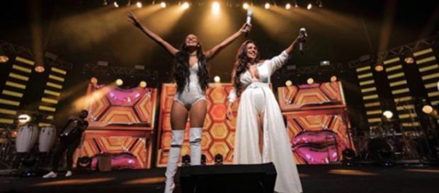 Simone e Simaria estão de volta aos palcos.