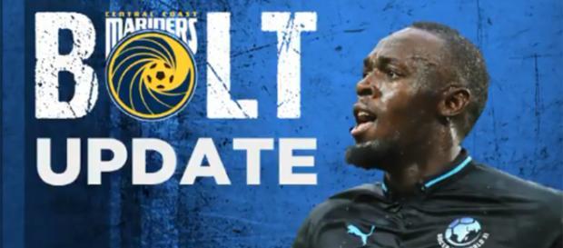 Usain Bolt cumple su sueño de ser futbolista profesional